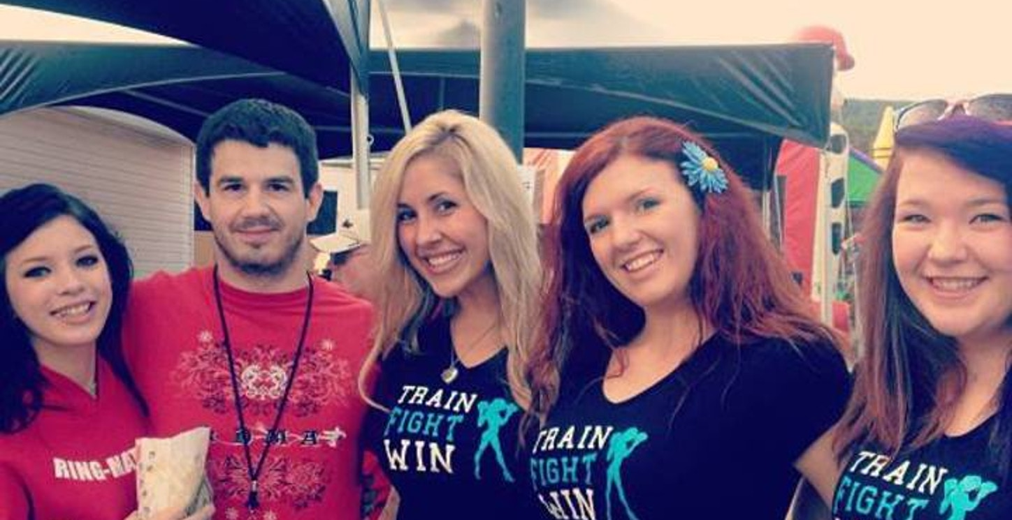 Stomp Out Hunger, Hot Springs Mma Event T-Shirt Photo