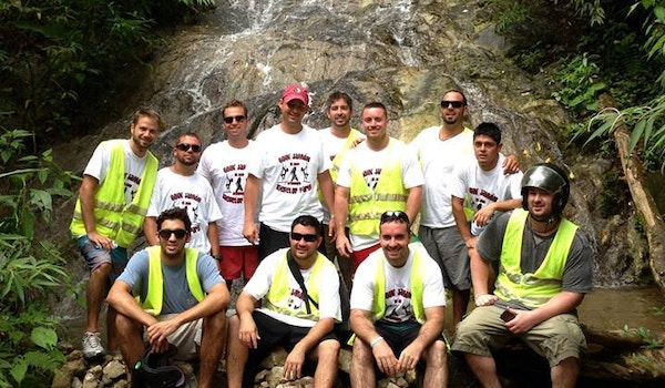 All Time Greatest Bachelor Party Ever. T-Shirt Photo