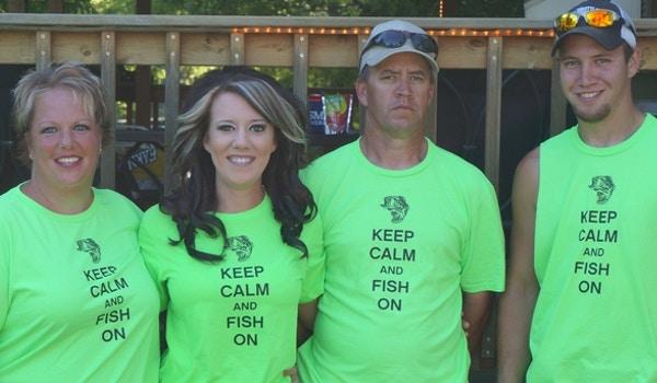 Van Hook Fishing Derby T-Shirt Photo