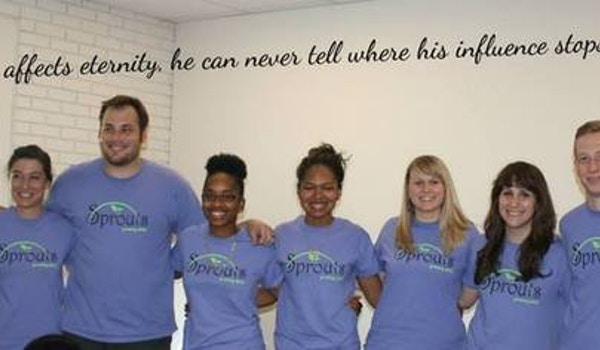 Sprouts Staff  T-Shirt Photo