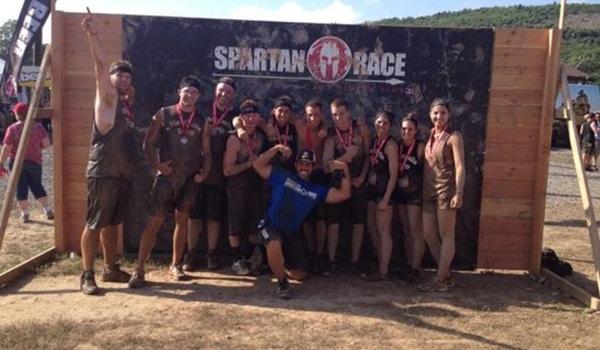 Spartan Sprinters! T-Shirt Photo