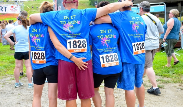 2013 Tough Mountain Challenge T-Shirt Photo