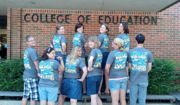 We Just Earned Our Masters Degree!!! T-Shirt Photo