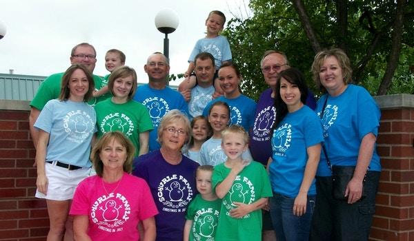 St. Louis Reunion T-Shirt Photo