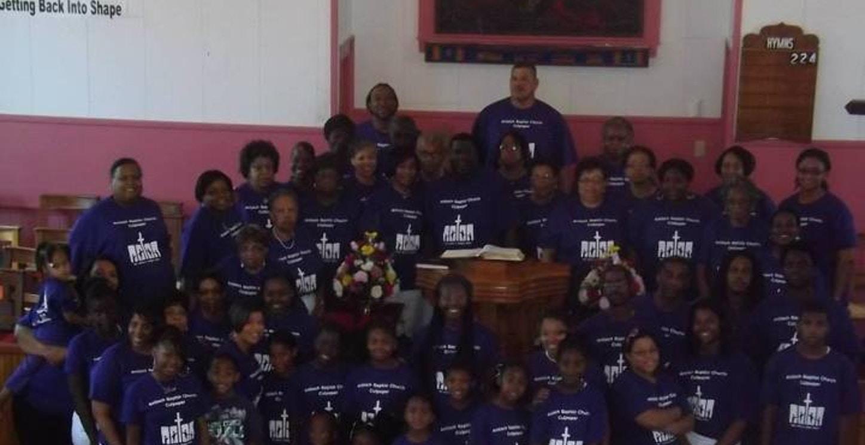 Antioch Baptist Church Annual Youth Day 2013 T-Shirt Photo