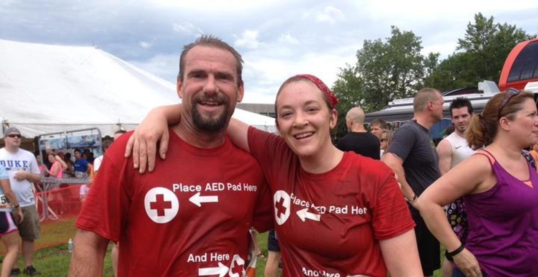 Cardi Vert Kills The Tough Mountain Challenge T-Shirt Photo