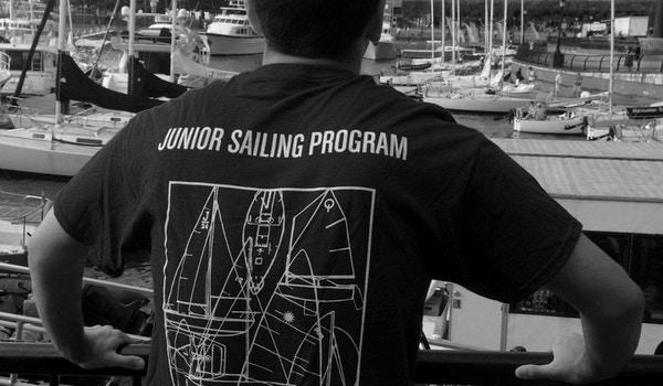 John George At The Marina T-Shirt Photo