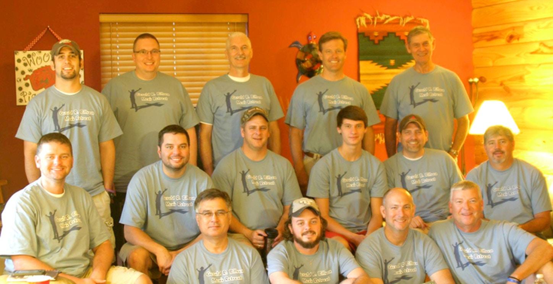Gerald R. Billson Men's Retreat 2013 T-Shirt Photo