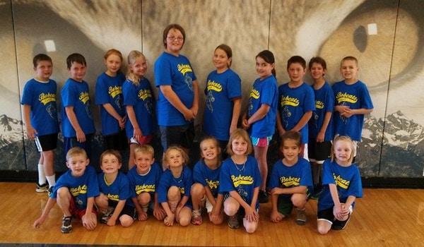Bobcat Camp T-Shirt Photo