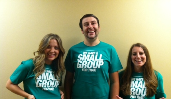 We Have A Small Group For That! T-Shirt Photo