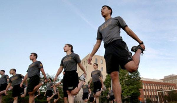 Wolfpack Battalion: Cleveland's Rotc T-Shirt Photo