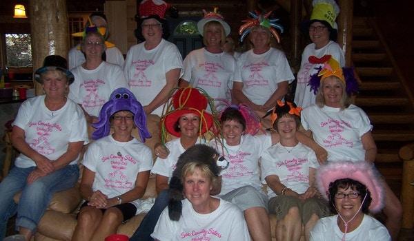 Sac County Sisters T-Shirt Photo