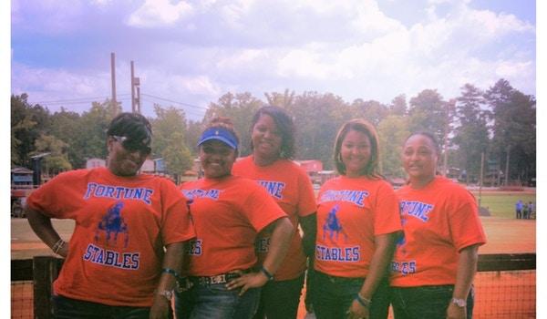 The Ladies Of Fortune Stables T-Shirt Photo