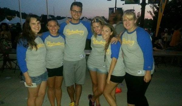 Kent State's Flas Hanthropists! T-Shirt Photo