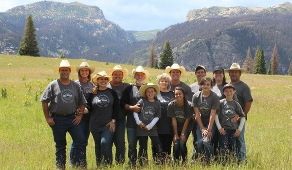 Weminuche Wilderness Trip T-Shirt Photo