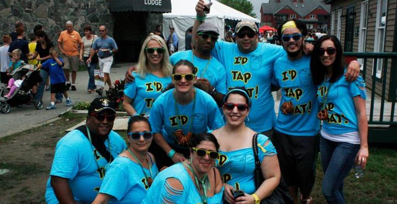 Mount Snow Brewfest 2013 T-Shirt Photo