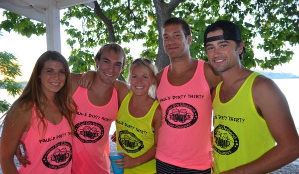 Paul's Dirty Thirty T-Shirt Photo