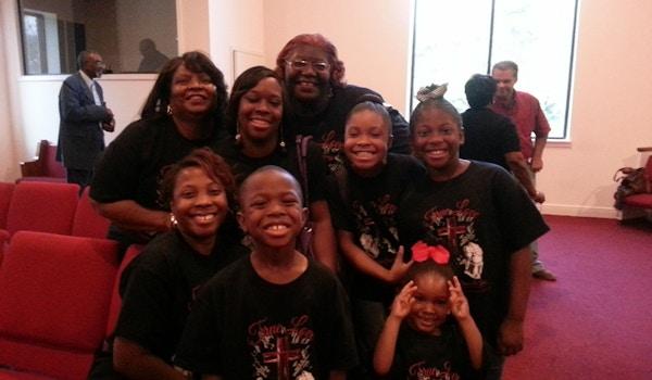Church Family Day T-Shirt Photo