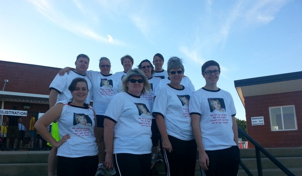 Kaylee's Angel Army T-Shirt Photo