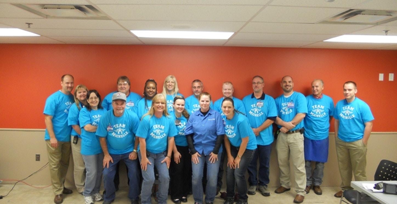 Team Michelle T-Shirt Photo
