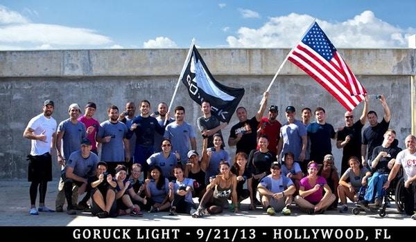 Goruck Light Class 102 T-Shirt Photo