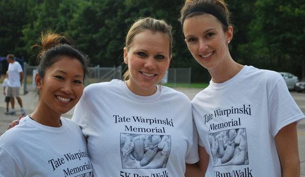 Tjw Memorial Run T-Shirt Photo