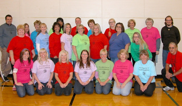 It's A Great Day At Toledo Elemantary T-Shirt Photo