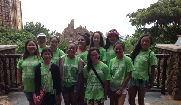 Troop #001 Disney's Aulani Resort Vacation T-Shirt Photo