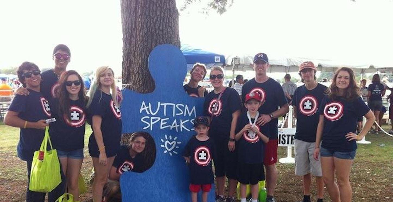 Autism Speaks Walkathon T-Shirt Design Ideas - Custom ...