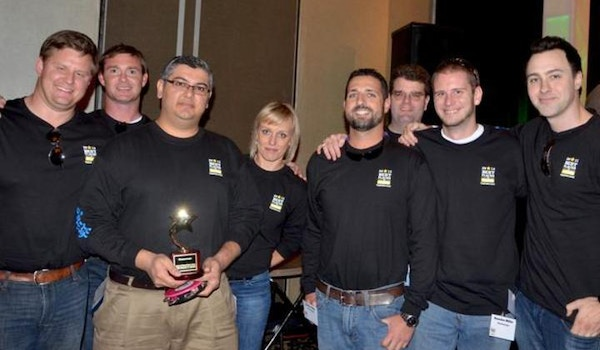 Best Place To Work In The Triangle 2013 T-Shirt Photo