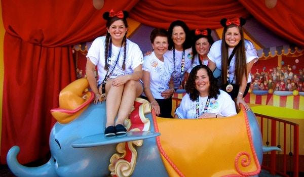 Nana's Girls Trip At Walt Disney World T-Shirt Photo