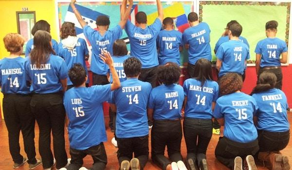 Juniors And Seniors!  T-Shirt Photo