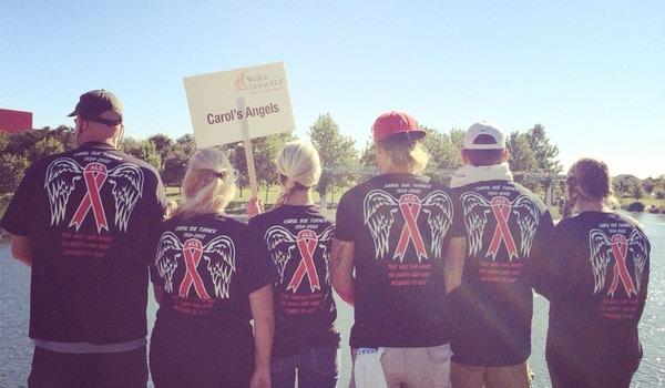 Carol's Angels! T-Shirt Photo