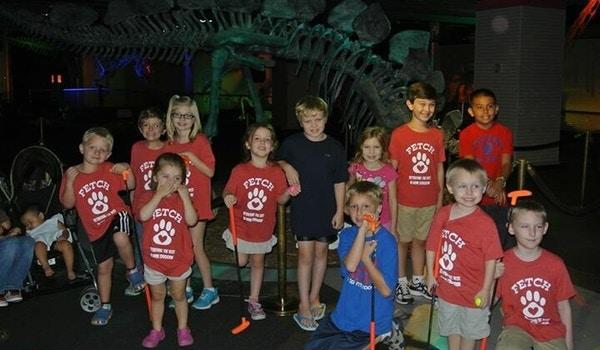 Homeschool Dino Field Trip T-Shirt Photo