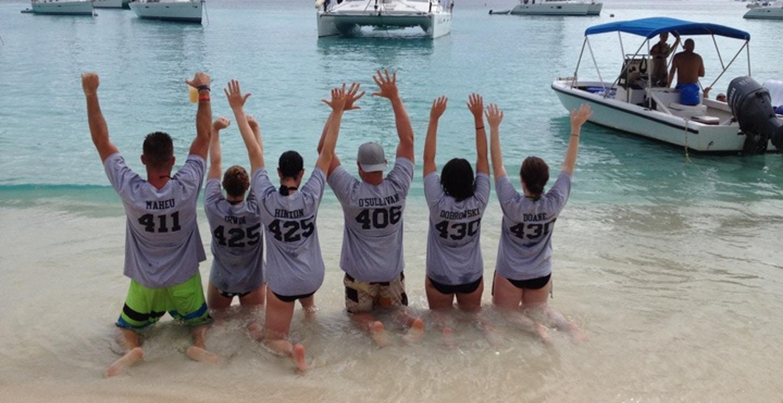 British Virgin Islands We Say Hello T-Shirt Photo
