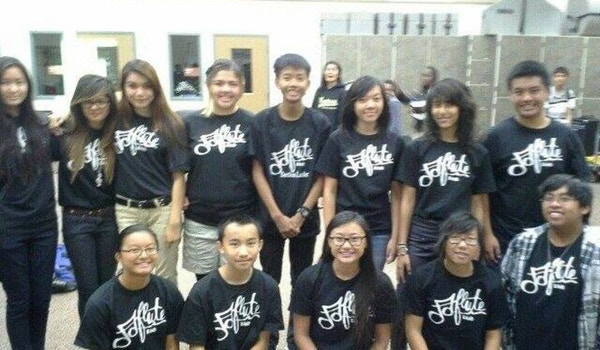 Flute Section!  T-Shirt Photo