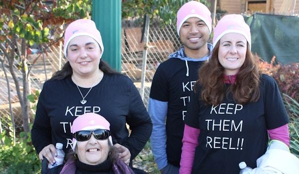 Keep Them Reel!   T-Shirt Photo