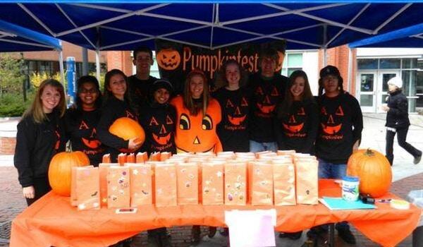Alpha Lambda Delta Pumpkin Fest T-Shirt Photo