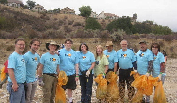 River Rally Clean Up Crew! T-Shirt Photo