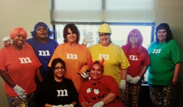 Special Edition M&M's T-Shirt Photo