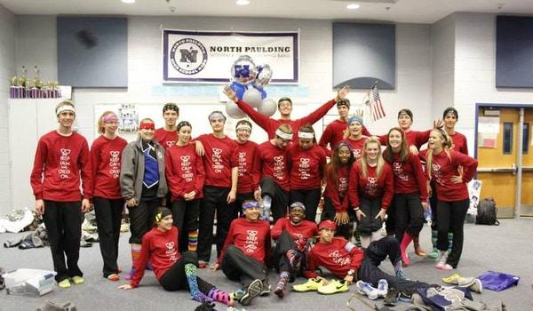 North Paulding High School Wolfpack Pride Marching Band Seniors! T-Shirt Photo