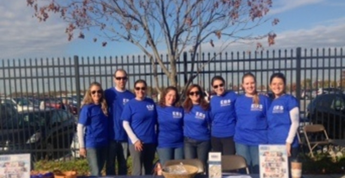 The Ebs Team Is Making A Difference! T-Shirt Photo