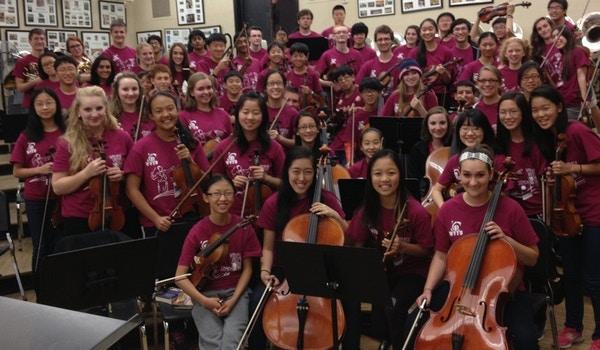 Wabash Valley Youth Symphony 2013 2014 T-Shirt Photo