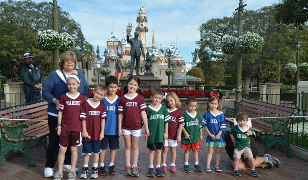 Grandma Goes To Disneyland!!  T-Shirt Photo