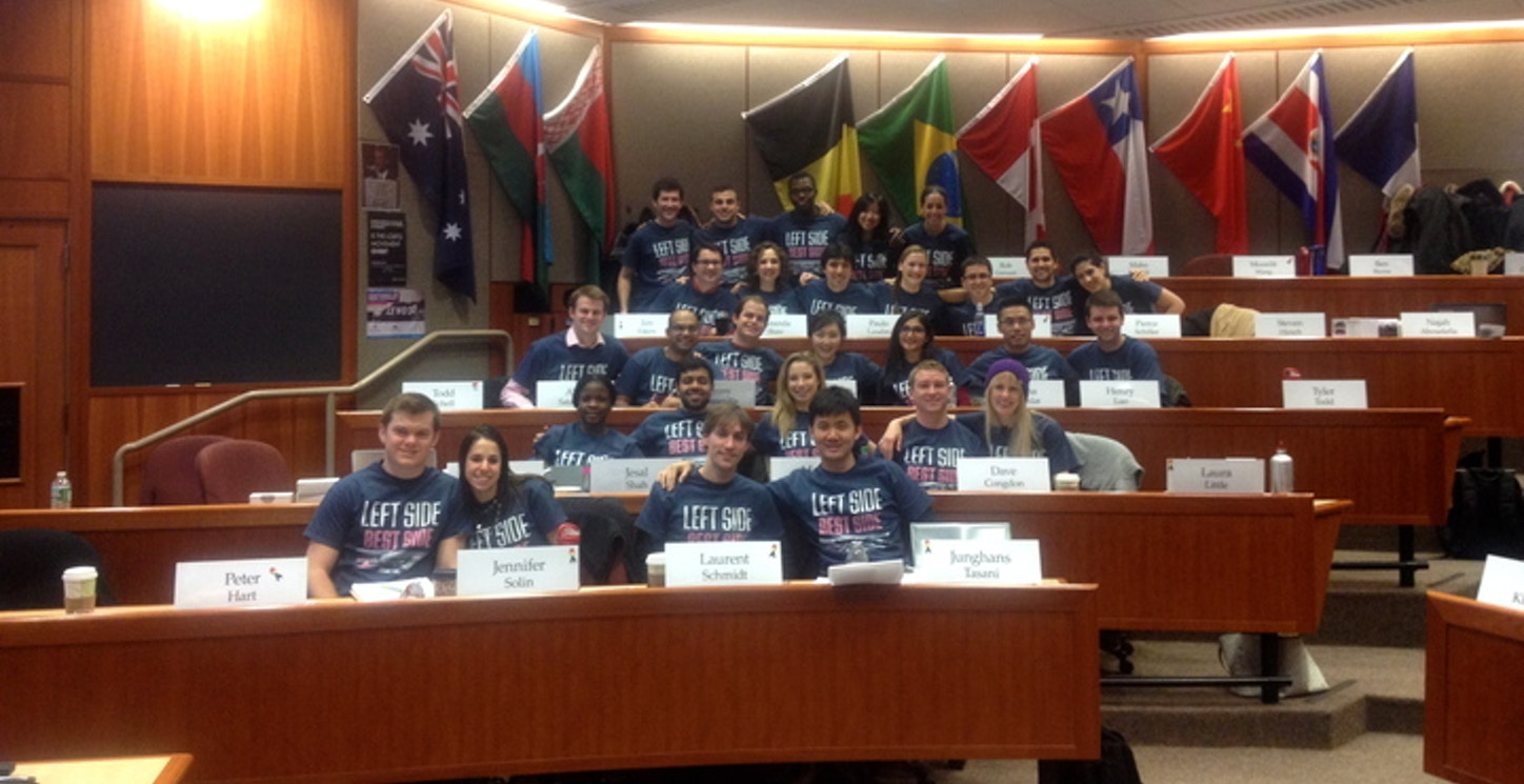 Surprising The Classroom With Our Left Side Pride! T-Shirt Photo