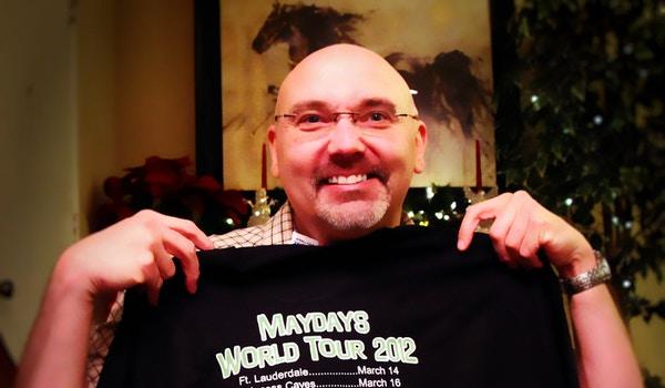 Tour Trophy T-Shirt Photo