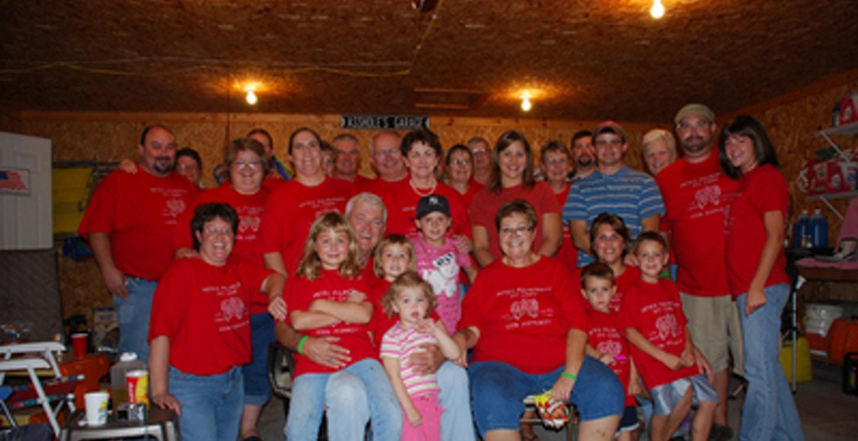 Pete's Pulmonary Pit Crew T-Shirt Photo