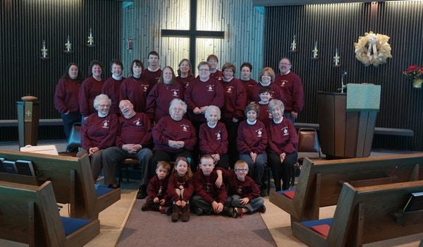 50 Years Of Faith T-Shirt Photo