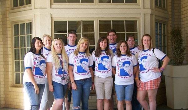 Top Ten In D.C. T-Shirt Photo