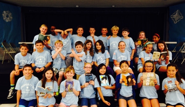Getting Ready For The Battle Of The Books! T-Shirt Photo